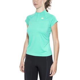 Sugoi RPM Koszulka kolarska, krótki rękaw Kobiety turkusowy